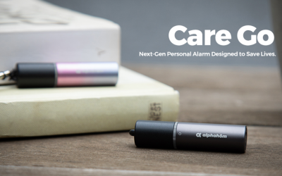 Care Go™: Personal Alarm Designed for the