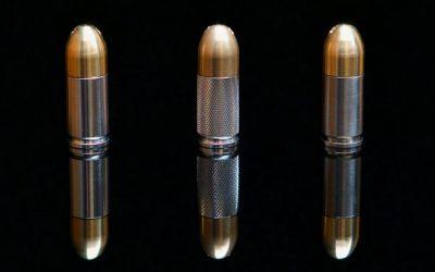 MAWST | Bullet Shaped Nano Blade & Bit Driver