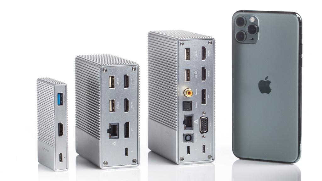 HyperDrive GEN2: Next Generation USB-C Hub. 2X