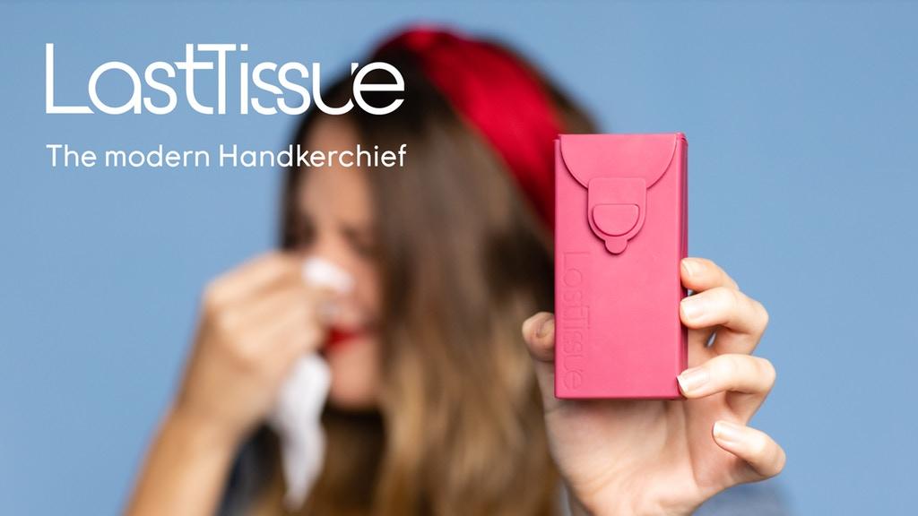 LastTissue™ – The Reusable Tissue Pack