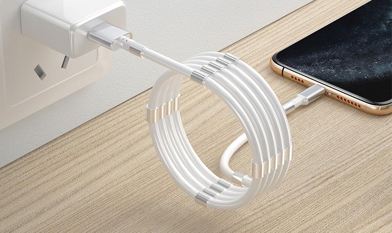 Fidgeting cables