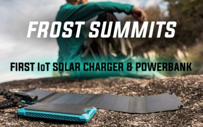 FROST SUMMITS: Always Have Power Wherever
