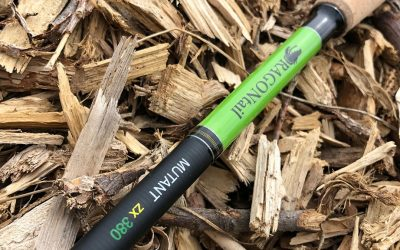 MUTANT Tenkara Fly Rod: 3-Lengths, Full-Flex, & Soft