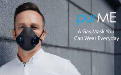 purME – A Gas Mask You Can Wear Everyday