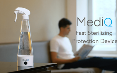 MediQ: Non-Toxic Reusable Sterilizer & Air