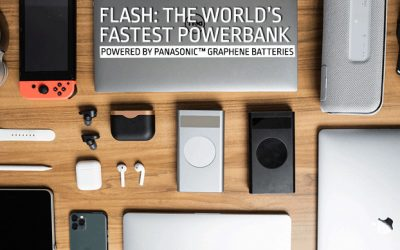 Flash: World's Most Powerful 210W USB-C