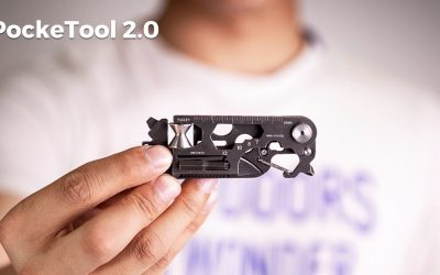 PockeTool 2.0 | An EDC Tool that supports all