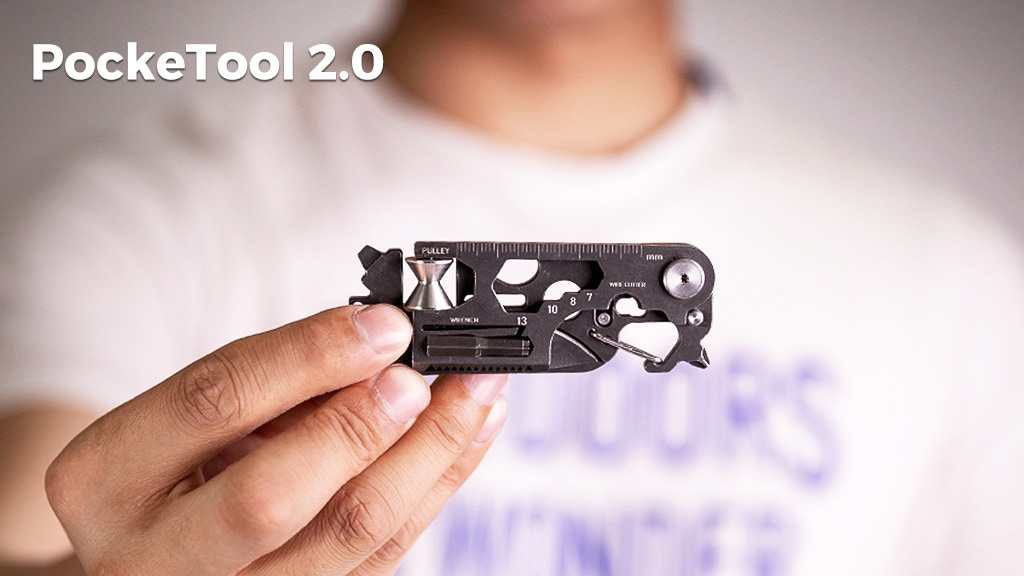 PockeTool 2.0 cover