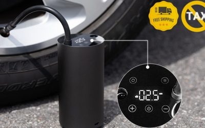 MOJIETU Lightning-A Smart & Portable Tire