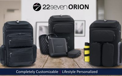 22seven ORION Backpack