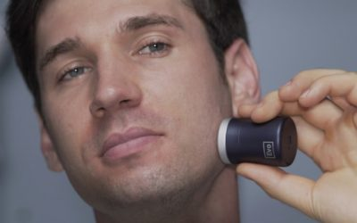 EVO SHAVER: World's Smallest Shaver Ever
