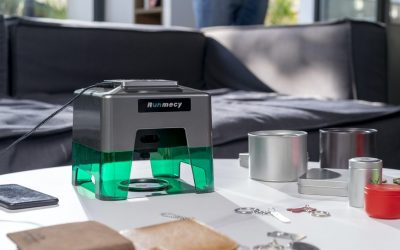 Runmecy: The Compact Laser Engraver & Cutter
