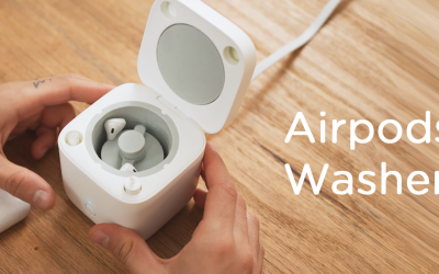 Airpods Washer – Automatic Cleaning Tool