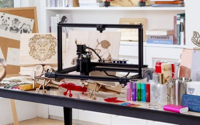 LaserPro-High Power Laser Engraver & Cutter