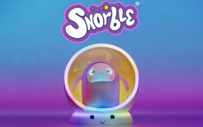 Snorble: Imagine A Better Bedtime.