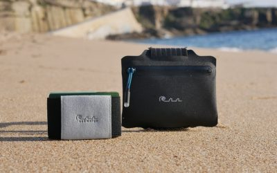 Wearable Waterproof Wallet & Cardholder