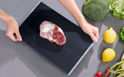 ICEGONE: Defrost food in a fast & healthy way