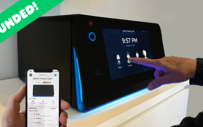 The Space Safe – The first real smart safe