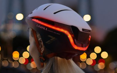 LIVALL Smart Helmet: 360 Active Protection