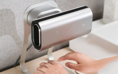 Nyuair: The Smallest High-Speed Hand Dryer