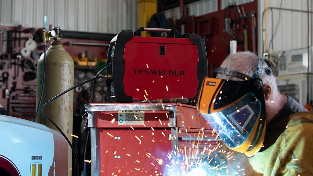 YesWelder FIRSTESS™ 5-in-1 Welder & Cutter