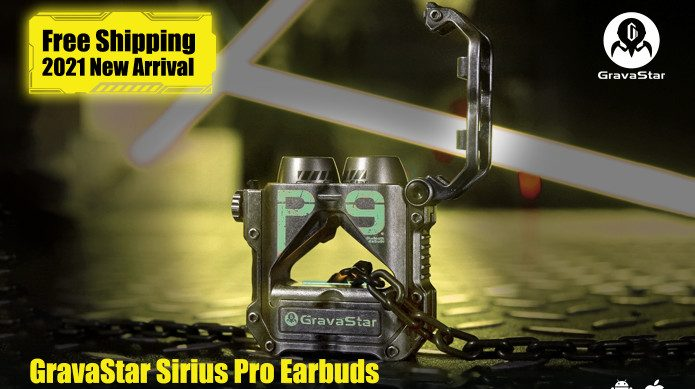 GravaStar Sirius Earbuds: Strong bass. Low latency