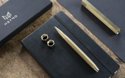 MetMo Pen: A dual threaded pen for the curious mind