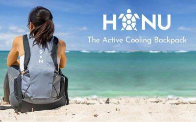 Honu: NASA-Inspired Cooling Backpack
